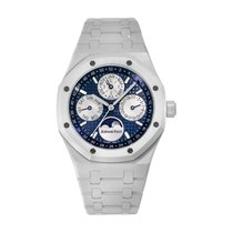 Audemars Piguet Royal Oak Perpetual Calendar 26579CB.OO.1225CB.01 Unworn Ceramic 41mm Automatic