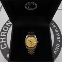 Tudor Prince Oysterdate Steel 34mm Champagne United States of America, New York, NYC