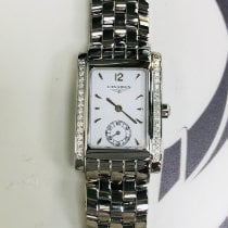 Longines DolceVita Steel 20mm White Arabic numerals United States of America, New York, NYC