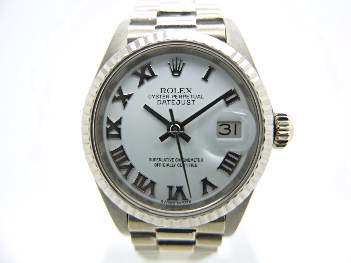 Rolex Lady-Datejust 69179 1974 pre-owned