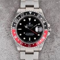 Rolex GMT-Master II Steel 40mm Black No numerals United States of America, Florida, Sunny Isles Beach