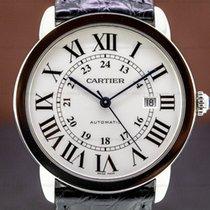 Cartier Ronde Solo de Cartier Silver Roman numerals United States of America, Massachusetts, Boston
