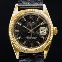 Rolex Datejust pre-owned Gold Date