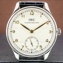 IWC Steel 44mm Manual winding 36747 pre-owned United States of America, Massachusetts, Boston