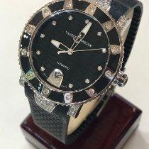 Ulysse Nardin Lady Diver Steel 40mmmm Black No numerals United States of America, Florida, Ft lauderdale