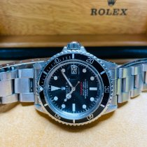 Rolex Submariner Date Steel 40mm Red No numerals United States of America, Florida, West Palm Beach