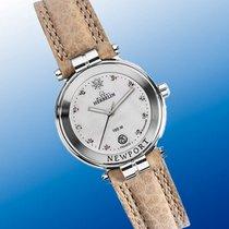 Michel Herbelin Newport (submodel) Steel 29mm Mother of pearl No numerals