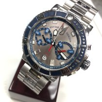 Ulysse Nardin Maxi Marine Diver new Automatic Chronograph Watch only 8003-102-7/91