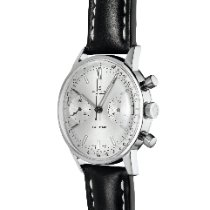 Breitling Top Time Steel 36.5mm Silver No numerals