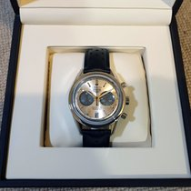 TAG Heuer Carrera Calibre 18 Stahl 39mm Silber