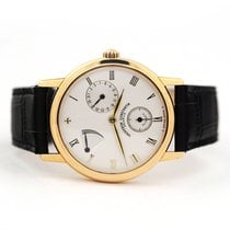Vacheron Constantin Patrimony Yellow gold 36mm Silver United States of America, Florida, Aventura