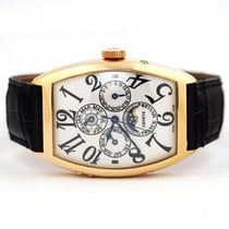 Franck Muller Casablanca Yellow gold 34mm Silver United States of America, Florida, Aventura