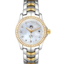 TAG Heuer Link Lady Steel 27mm Mother of pearl United States of America, Georgia, Atlanta