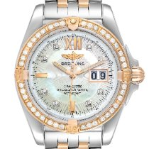 Breitling Cockpit Steel 41mm Mother of pearl United States of America, Georgia, Atlanta