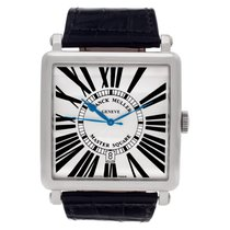 Franck Muller Master Square White gold 42mm Silver Roman numerals United States of America, Florida, Surfside