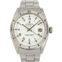 Rolex 1501 Steel 1972 Oyster Perpetual Date 34mm pre-owned