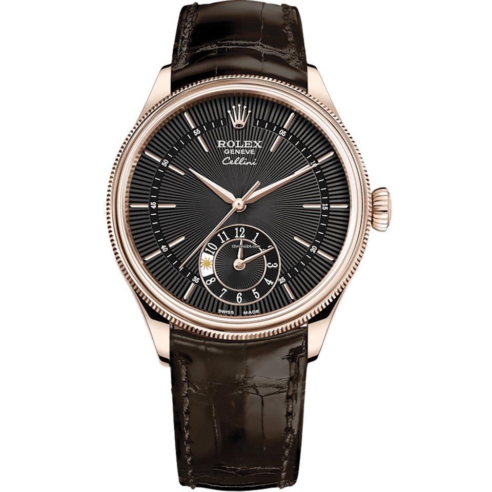 Rolex Cellini Dual Time 50525-0010 2021 neu