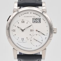 A. Lange & Söhne Lange 1 101.039 Very good White gold 38,5mm Manual winding