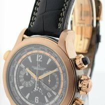 Jaeger-LeCoultre Master Compressor Extreme World Chronograph Rose gold 46mm Black United States of America, Florida, Boca Raton