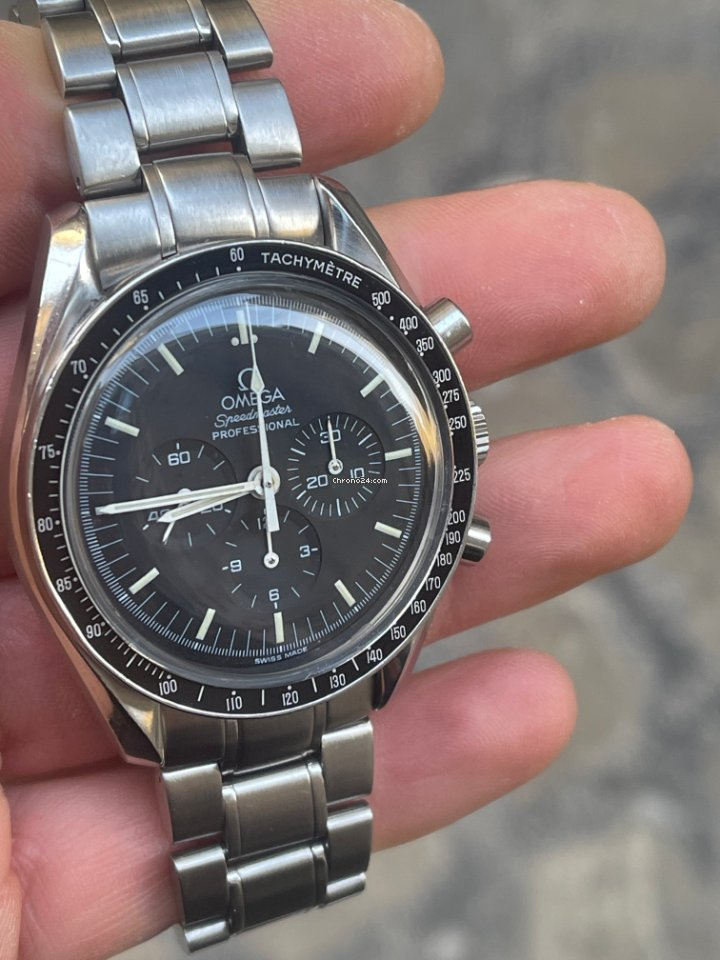 Omega Speedmaster Professional Moonwatch 145.0022 1999 pre-owned