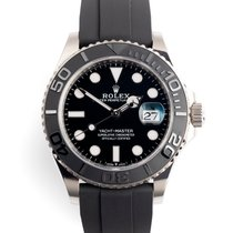 Rolex Yacht-Master 42 White gold 42mm Black United Kingdom, London