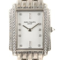 Patek Philippe White gold 22.5mm White