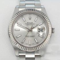 Rolex Datejust II Gold/Stahl 41mm Silber Deutschland, München
