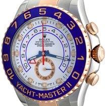 Rolex Yacht-Master II Gold/Steel 43mm White No numerals United States of America, Texas, Dallas