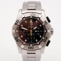 TAG Heuer Aquagraph Steel 45mm Black No numerals