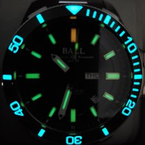 Ball Engineer Hydrocarbon Steel 42mm Black United States of America, Indiana, Zionsville