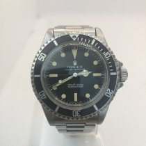 Rolex Submariner (No Date) 5513 Fair Silver 40mm Automatic South Africa, Cape Town