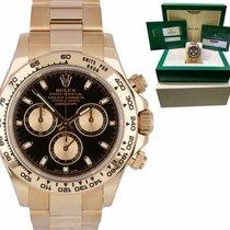 Rolex Rose gold Daytona 40mm pre-owned United States of America, New York, Massapequa Park