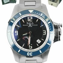Ball pre-owned Automatic 42mm Black Sapphire crystal