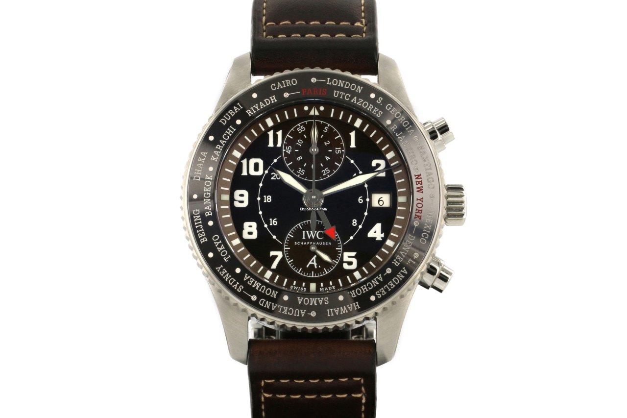 IWC Pilot Chronograph IW395003 2020 brugt