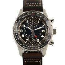 IWC Pilot Chronograph IW395003 Très bon Acier Remontage automatique