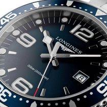 Longines HydroConquest Steel 44mm Blue Arabic numerals United Kingdom, Ashley Heath