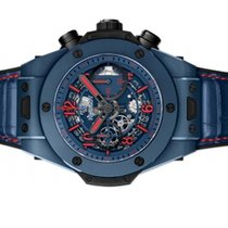 Hublot Big Bang Unico new 2020 Automatic Chronograph Watch with original box and original papers 411.EX.5113.LR.SPO18