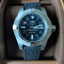 Breitling Avenger II Seawolf новые 2020 Автоподзавод Часы с оригинальными документами и коробкой A17331101B1W1