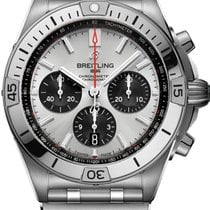 Breitling Steel 42mm Automatic AB0134101G1A1 new