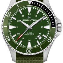 Hamilton Acier 40mm Remontage automatique H82375961 nouveau