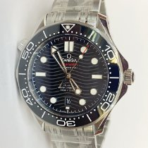 Omega Seamaster Diver 300 M Steel 42mm Black No numerals United States of America, New York, New York