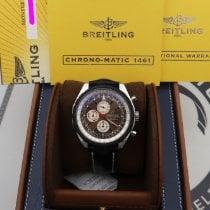 Breitling Chrono-Matic 1461 Acero 50mm Negro