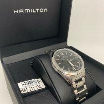 Hamilton Acier 40mm Quartz H43311135 nouveau