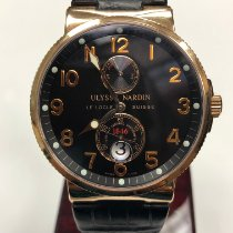 Ulysse Nardin Marine Chronometer 41mm Rose gold 41mm Black Arabic numerals