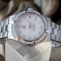 TAG Heuer Aquaracer Lady Steel Mother of pearl United States of America, Pennsylvania, Kutztown