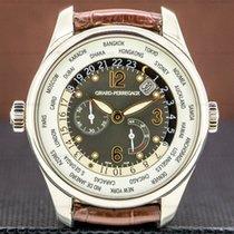 Girard Perregaux WW.TC Or blanc 41mm Gris