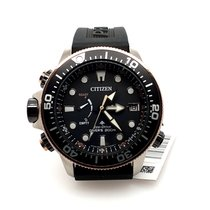 Citizen Promaster Marine Steel Black United States of America, New York, New York