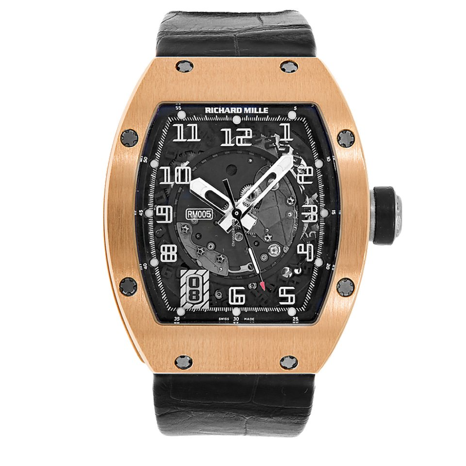 Richard Mille RM 005 RM005 2010 pre-owned