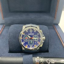 Corum Admiral's Cup Challenger Steel Blue United Kingdom, London