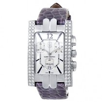 Harry Winston Avenue 310UCQW Very good White gold 27mm Automatic